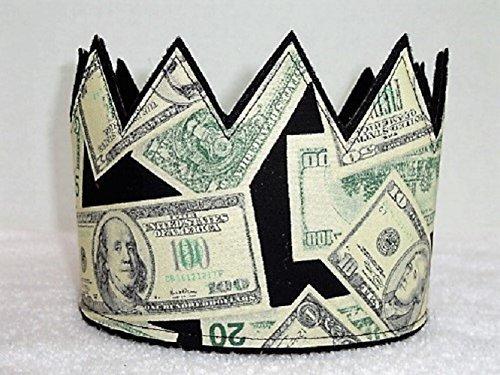 Money Dollar Bill Crown