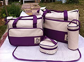 Amazon.com : New brand nappy changing nappy bags mummy Bag ...