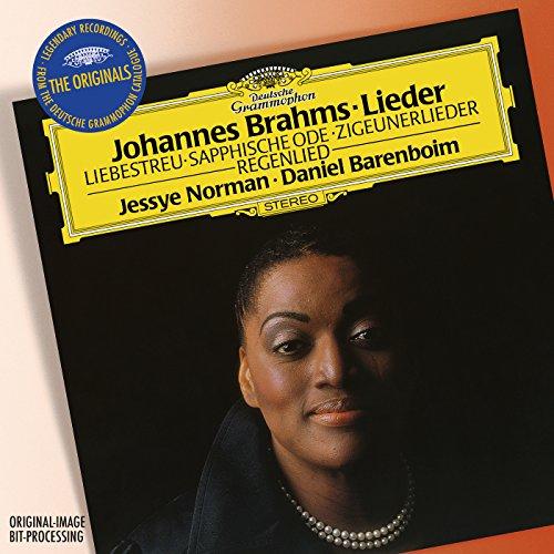 CD : JESSYE NORMAN - DIETRICH FISCHER-DIESKAU - Originals: Brahms Lieder (CD)