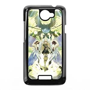 Nydzt Unique Phone Cases HTC One X Cell Phone Case Black Date A Live Plastic Durable Cover