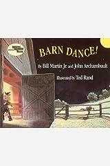 Barn Dance! (Reading Rainbow Books (Pb)) School & Library Binding