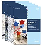 HOAI 2013: Paket mit allen fünf Bänden (Beuth Recht)