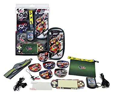 Moto Gp 16 In 1 Accessory Kit Psp Amazon Co Uk Pc Video Games