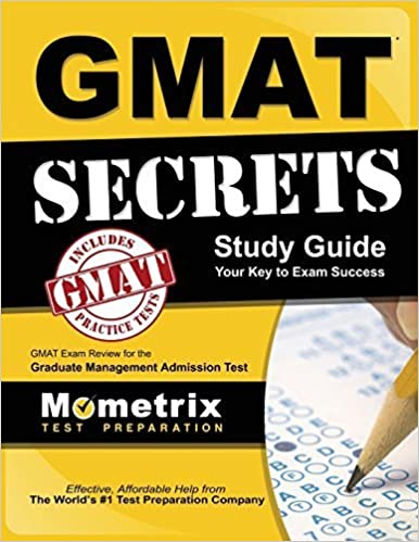 Book GMAT Secrets Study Guide: GMAT Exam Review for the Graduate Management Admission Test by GMAT Exam Secrets Test Prep Team (2015-02-25)