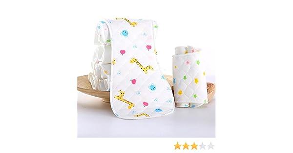 Teabelle - Pañales Reutilizables para pañales de bebé, 3 Capas ...