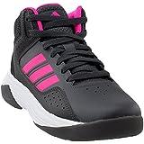 Best cushioned basketball shoe - adidas Originals Girls' Cloudfoam Ilation Mid Basketball Shoe Review
