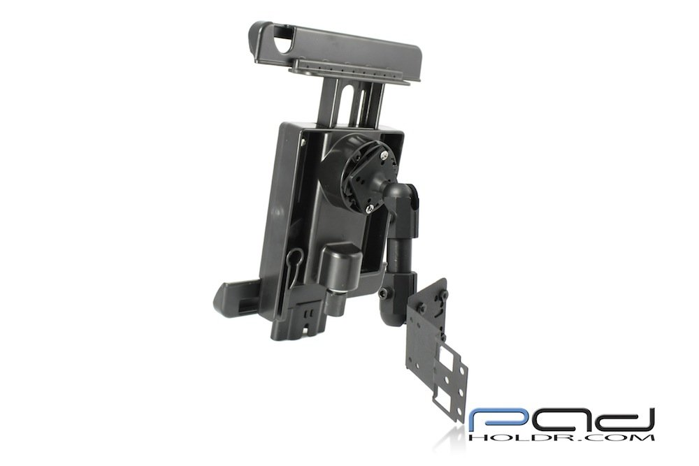 Padholdr Ram Lock Series Lock and Dock iPad Dash Kit for 2004-2008 Acura TL Pad Holdr PHRLD3275116-704