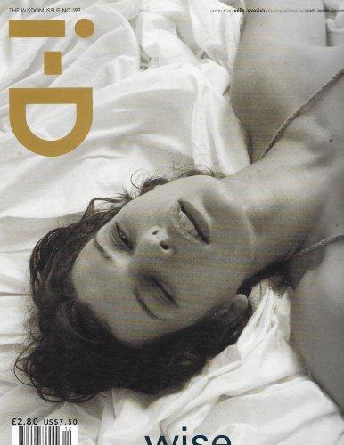 I-d Uk Magazine No.193 Cover Star:milla Jovovich By Matt Jones December 1999 (193 Matt)