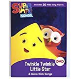 Twinkle Twinkle Little Star & More Kids Songs - DVD