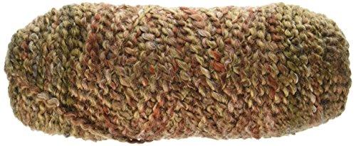 Lion Brand Crochet Patterns - Lion Brand Yarn 600-610 Outlander Kit -The Hunt Enthralling Capelet (Crochet)