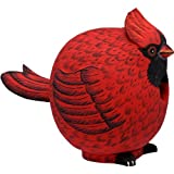 Bobbo Inc Birdhouse Cardinal Ball Hand Crafted Non-Toxic Review