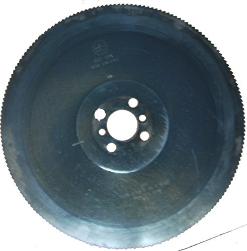 KR CUTTING TOOLS 225 X 1.6 X 32 X 180SD HSS Circular Cold Saw Blade KR Cutting Tools by KR CUTTING TOOLS