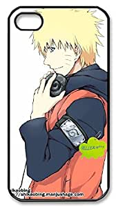 Plastic Fashion Phone Case Back Cover iphone4 4s,phone case for Cool NARUTO.