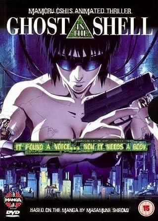 Ghost In The Shell [DVD] [1995] by Atsuko Tanaka: Amazon.es: Atsuko Tanaka, Iemasa Kayumi, Akio ?tsuka, K?ichi Yamadera, Yutaka Nakano, Mamoru Oshii: Cine y Series TV