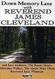 Rev. James Cleveland: Down Memory Lane