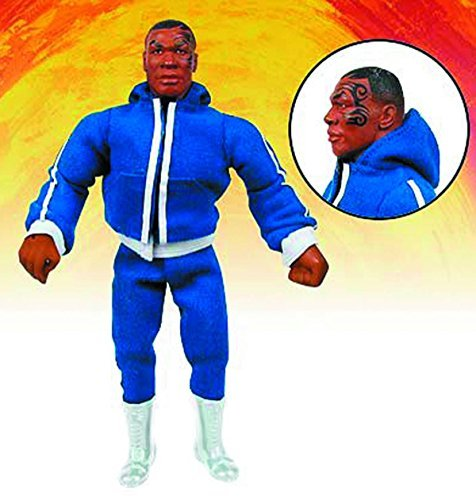 Mike Tyson Mysteries Mike Tyson 8-Inch Action (Mike Tyson Boxer)