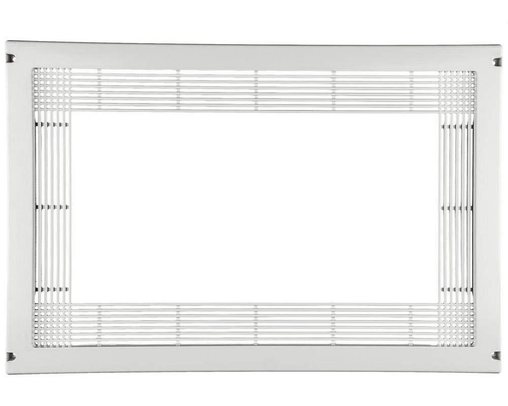 Remle - Embellecedor marco microondas 60x40 cm - blanco: Amazon.es ...