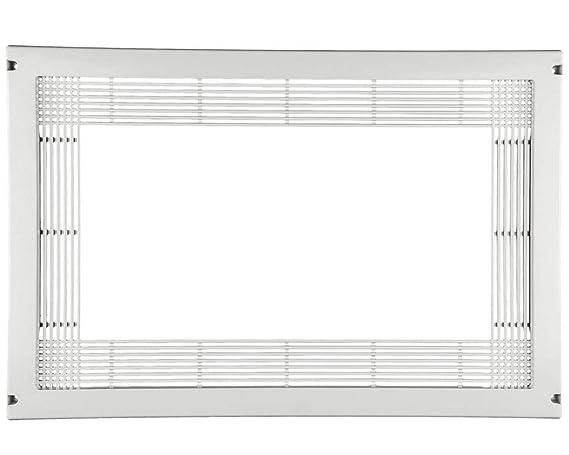 Remle - Embellecedor marco microondas 60x40 cm - blanco ...
