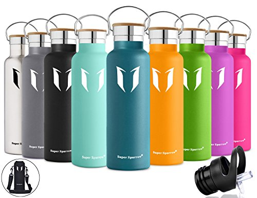 Super Sparrow Stainless Steel Vacuum Insulated...
