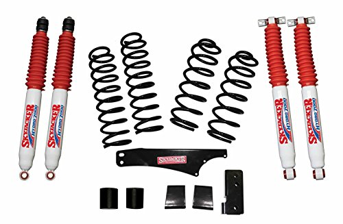Skyjacker JK25BPHSR Coil Spring Lift Kit