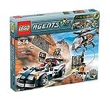 LEGO Agents Turbo-Car Chase by LEGO
