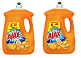 Triple Action Orange Dish & Hand Soap, 90 oz Pack of 2