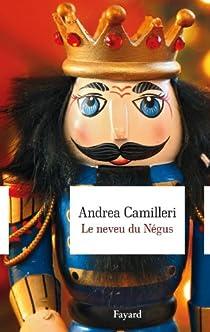 Le neveu du Négus par Camilleri
