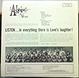 AGAPE SINGERS OF LOUISVILLE LISTEN IN EVERYTHING THERE IS LOVE'S LAUGHTER vinyl record