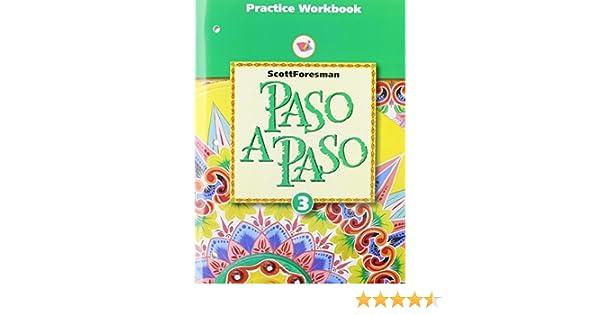 Paso a Paso: Level 3 (Workbook): Addison Wesley