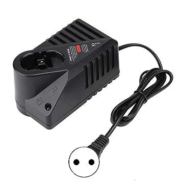 Wendry Cargador de batería de níquel-Cromo, Alta Corriente ...