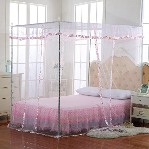 Review JQWUPUP Luxury Mosquito Net