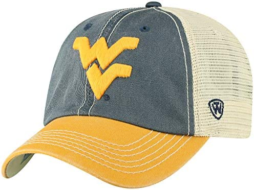50% price many styles buy best Top of the World NCAA West Virginia Mountaineers Relaxed Fit ...
