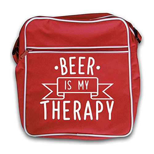 Beer Beer Is Red Flight Therapy My Bag Retro Black Is rp5EwqWCr