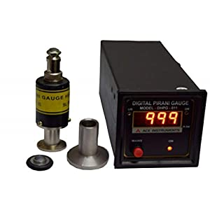 High Vaccum Accurate Digital Pirani Gauge Along with Calibration Certificate