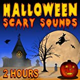 Halloween Scary Sounds (2 Hours) Album Cover