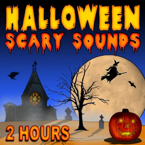 Halloween Scary Sounds (2 Hours) -
