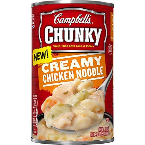 creamy chicken noodle soup - 4