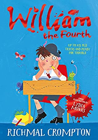 book cover of William The Fourth
