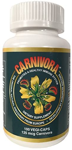 Carnivora Vegi Caps Gluten Free Friendly Strengthen product image