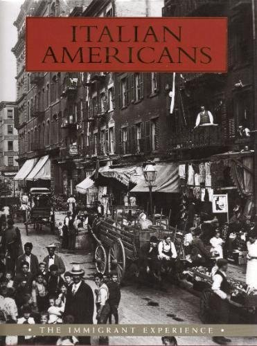 Download Italian Americans: The Immigrant Experience pdf