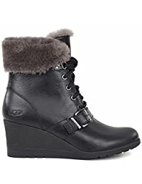 UGG Australia Women's Janney Wedge Ankle Boot