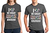 Best Awkward Styles Friend Funny Shirts - Awkward Styles Matching Couples Shirt I Love My Review