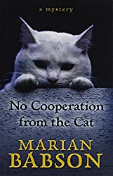 No Cooperation from the Cat: A Mystery (Thorndike Press Large Print Mystery Series)