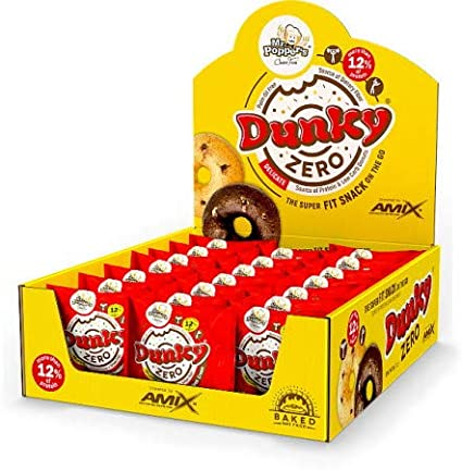 AMIX Dunky Zero (20 x 70 g) - Chocolate: Amazon.es: Salud y ...
