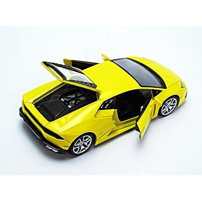 Maisto Lamborghini 31509y Huracan Lp 610-4 2014 1:24 Scale: Toys & Games