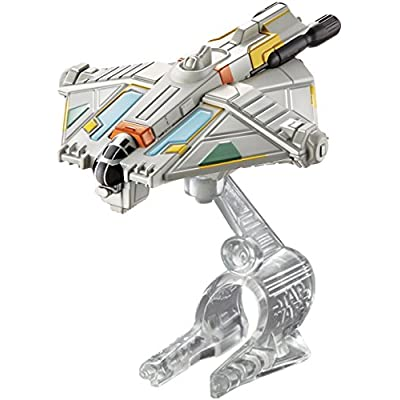 Hot Wheels Star Wars Starship Rebels Ghost Vehicle: Toys & Games
