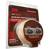 3M 39008 Headlight Lens Restoration System - Case of 4