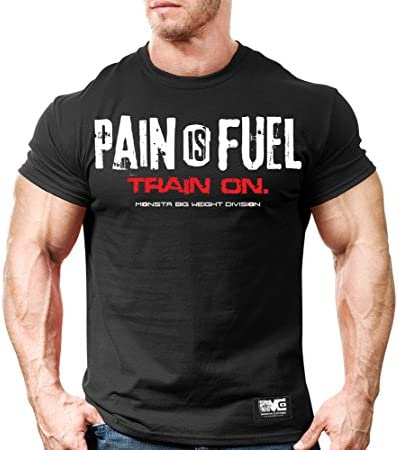 Monsta Clothing Co Pain Fuel product image