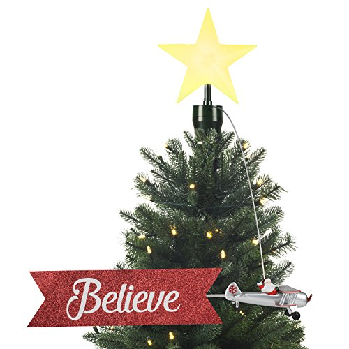 Top 10 best santa tree topper for small tree: Which is the best one in 2020?