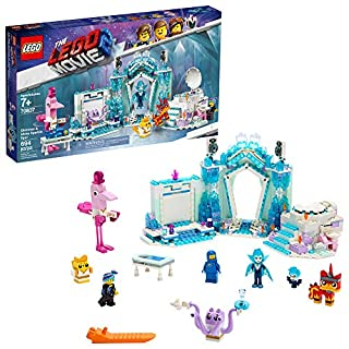 THE LEGO MOVIE 2 Shimmer & Shine Sparkle Spa! 70837 Building Kit (691 Pieces) (Discontinued by Manufacturer)